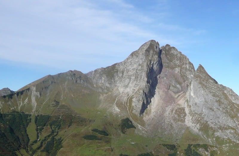 Die Wildenverschneidung in den Allgäuer Alpen