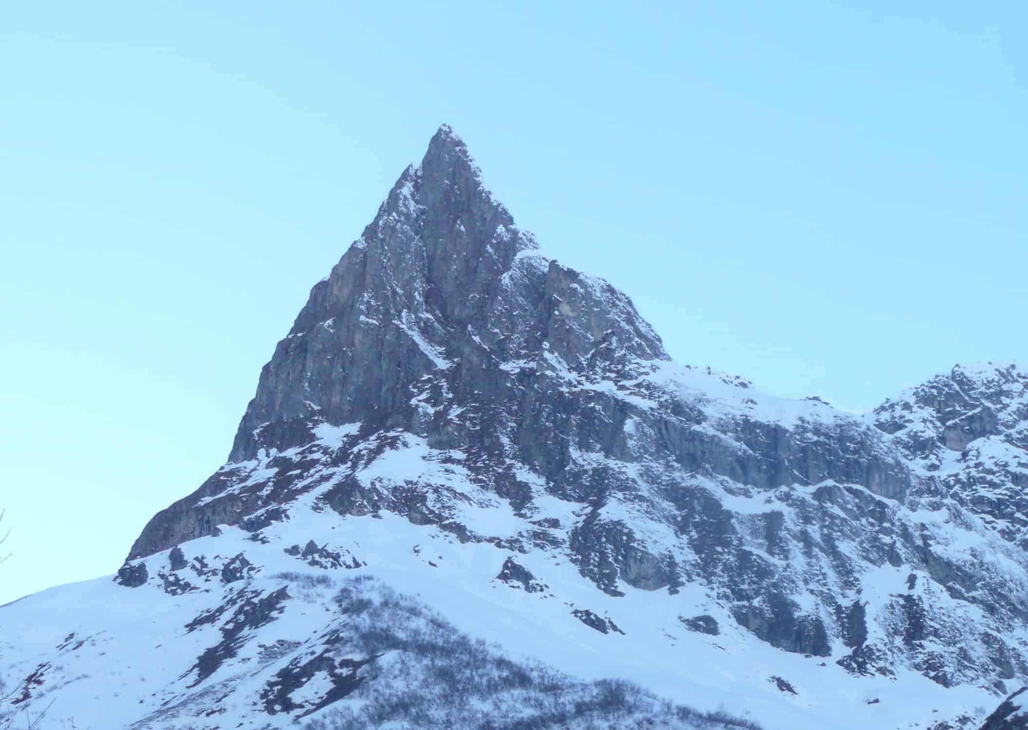 Skitour auf die Holzgauer Wetterspitze im Lechtal