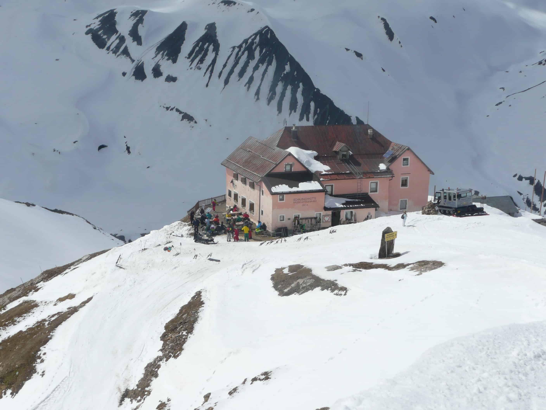 Skitour auf den Monte Cevedale im Ortlergebiet