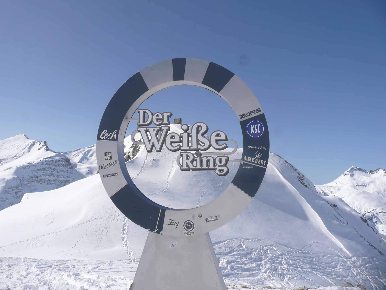 """Der """"Weiße Ring"""" – Pistenspaß am Arlberg"""