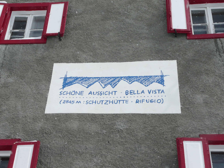 """Skitouren bei der """"Bella-Vista-Hütte"""" in den Ötztaler Alpen"""