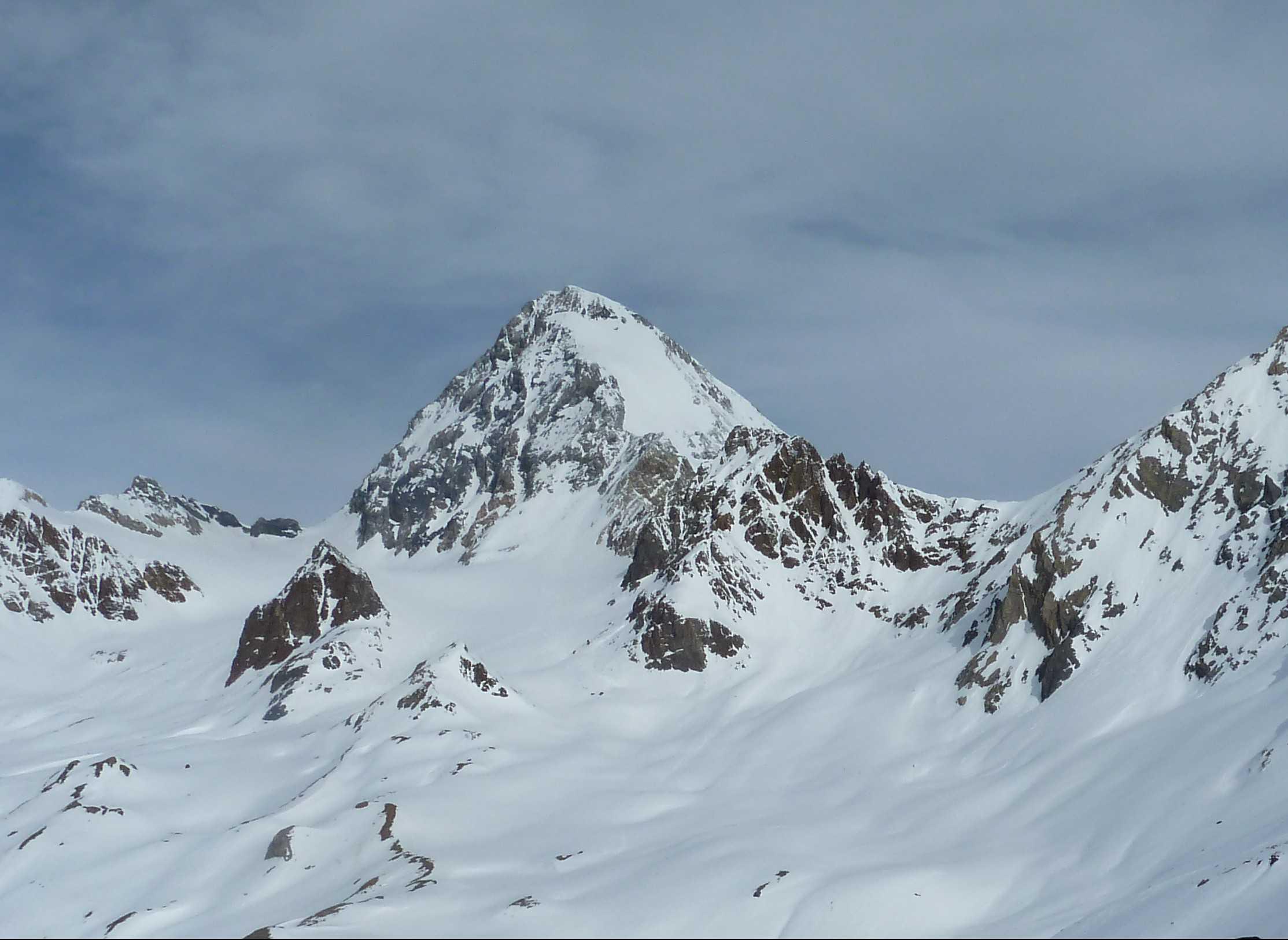 Skitour auf die Königsspitze im Ortlergebiet