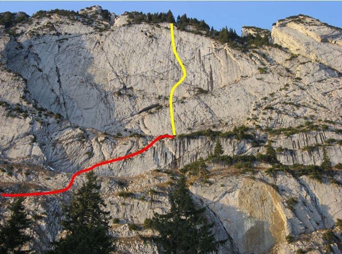 Sandührliweg am Wildhauser Schafberg im Alpstein