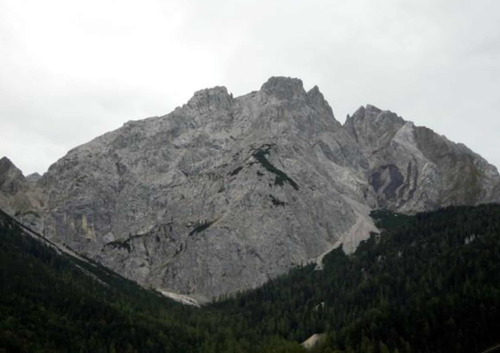Klettern am Wamperten Schrofen