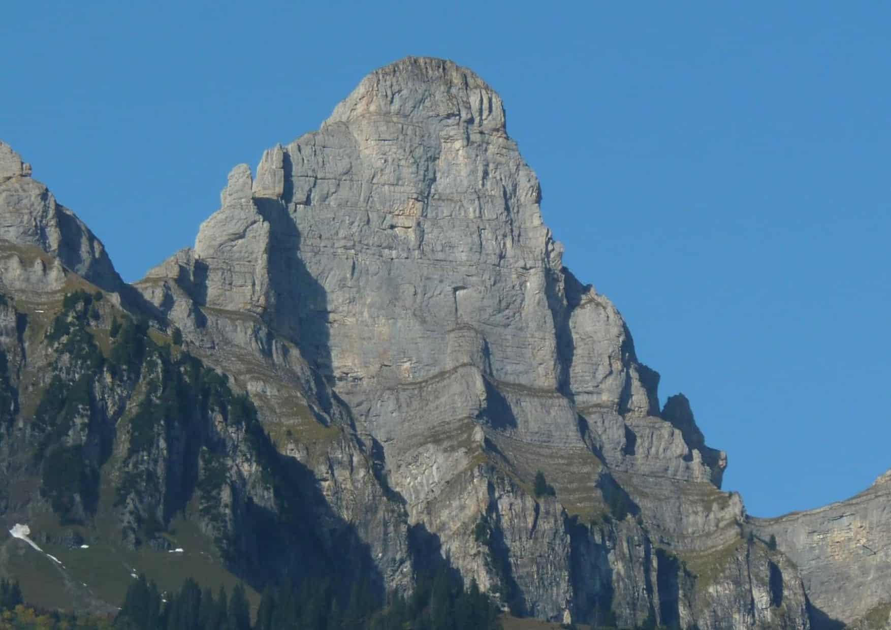 Klettern am Zuestoll