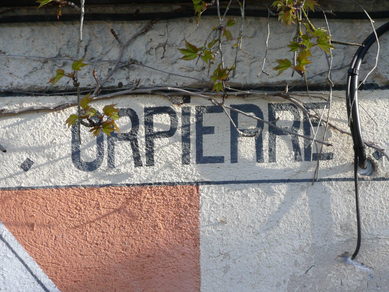 Klettern bei Orpierre