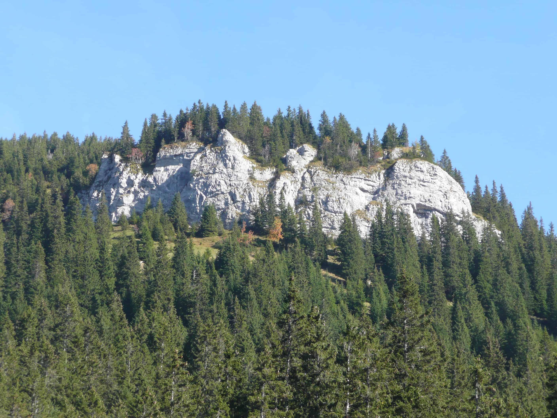 Klettern am Neunerköpfle