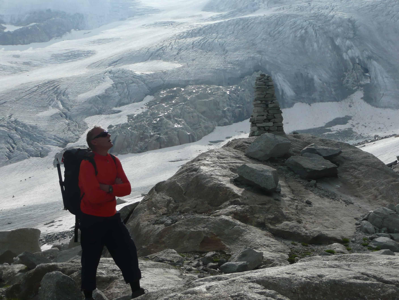 Klettern am Gletschhorn