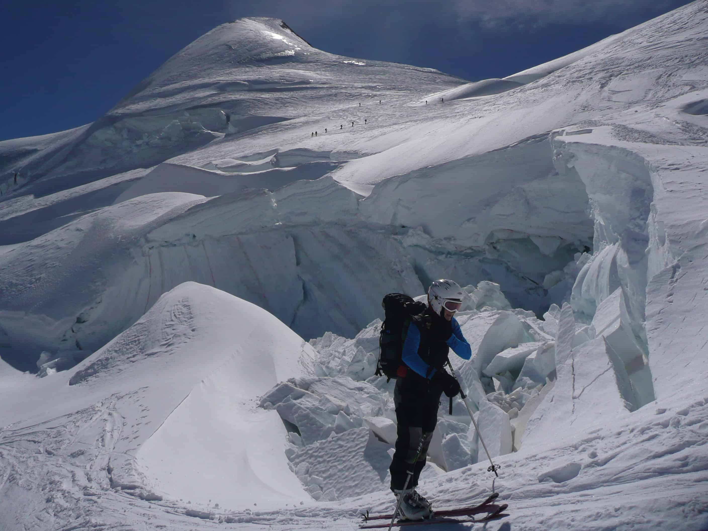 Skitour auf's Allalinhorn