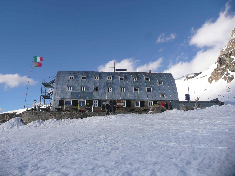Skitour auf den Gran Paradiso