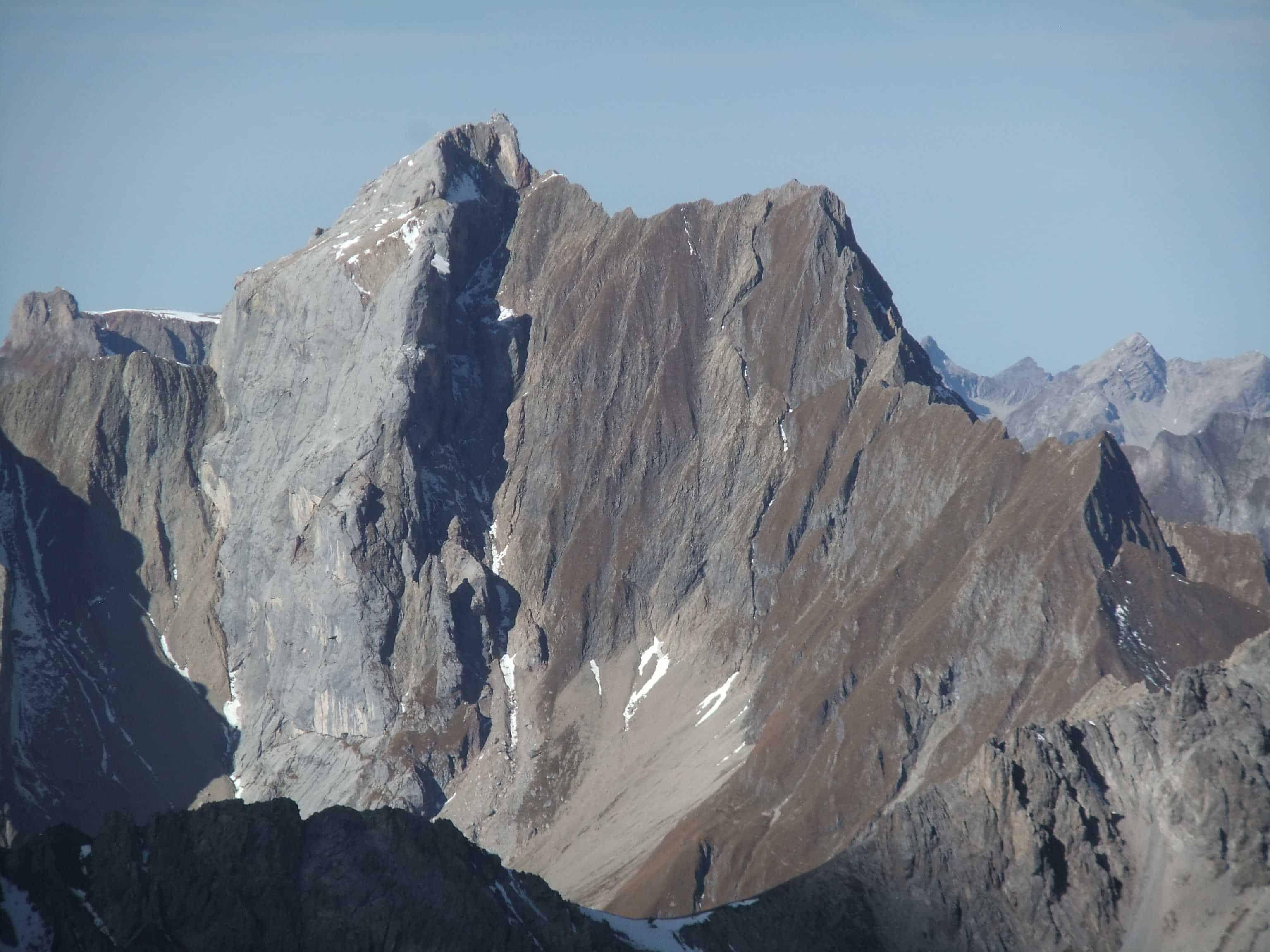 Klettern an der Freispitze