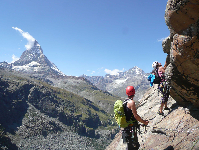 Klettern am Gagenhaupt