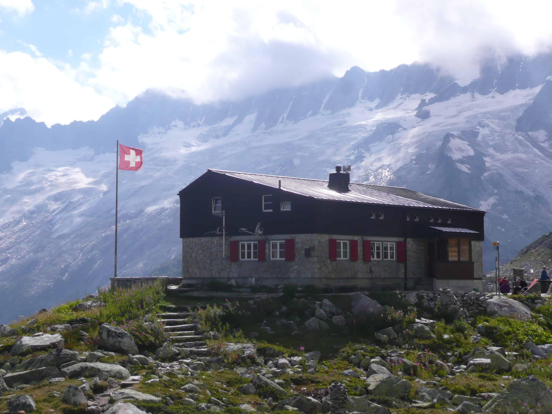 Klettern am Bergseeschijen