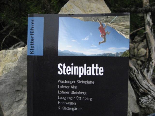 Klettern an der Waidringer Steinplatte