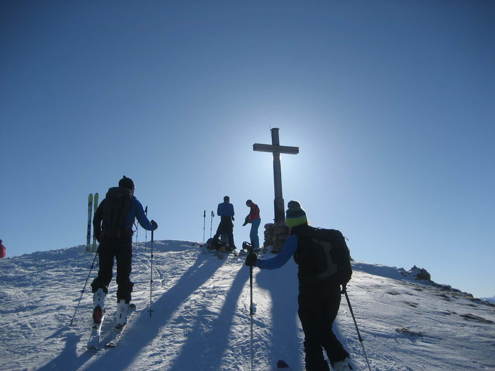 Skitour auf die Sulzspitze