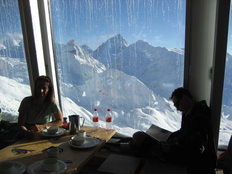 Skitour auf's Bishorn