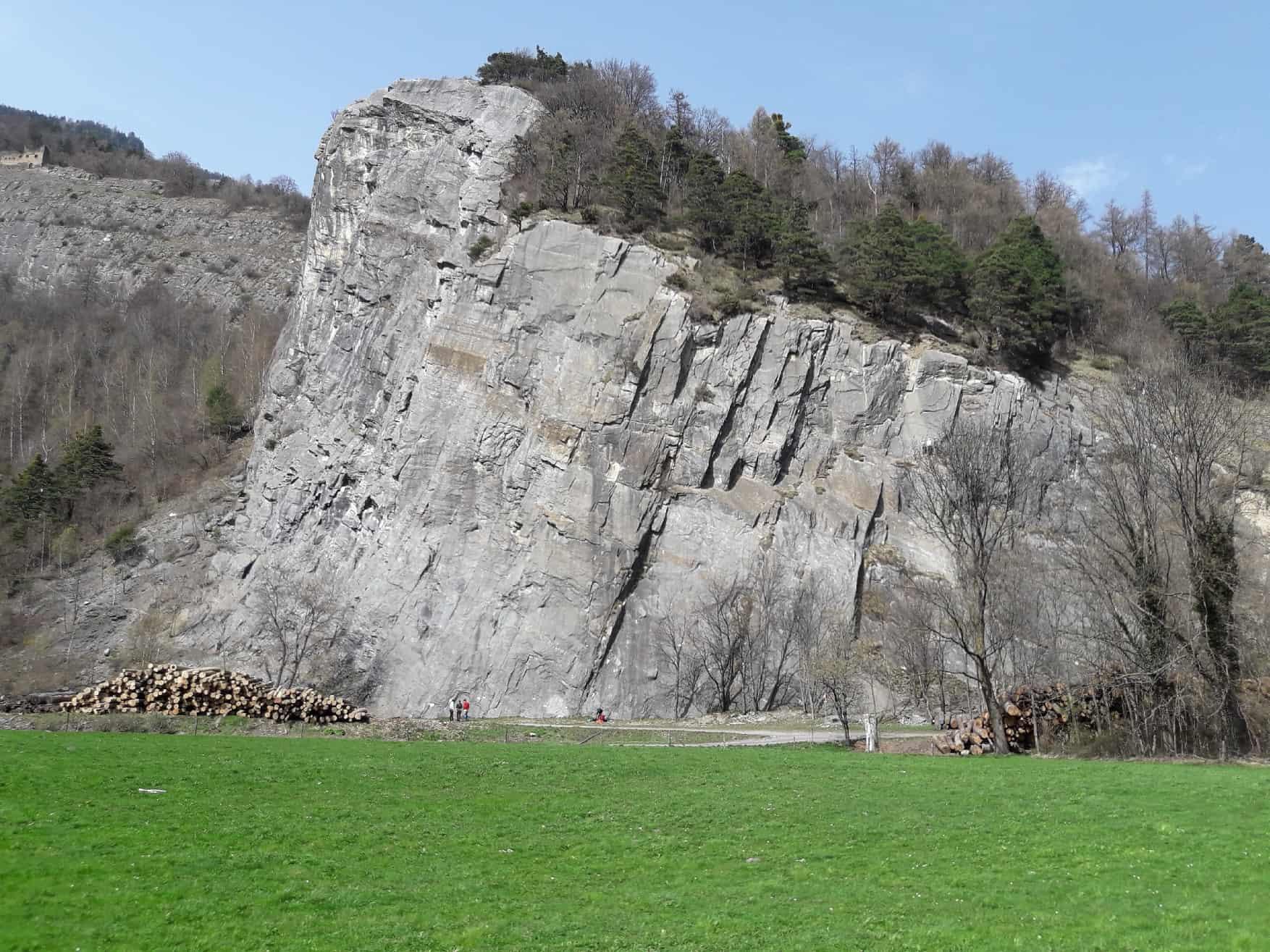 Klettergarten Haldenstein