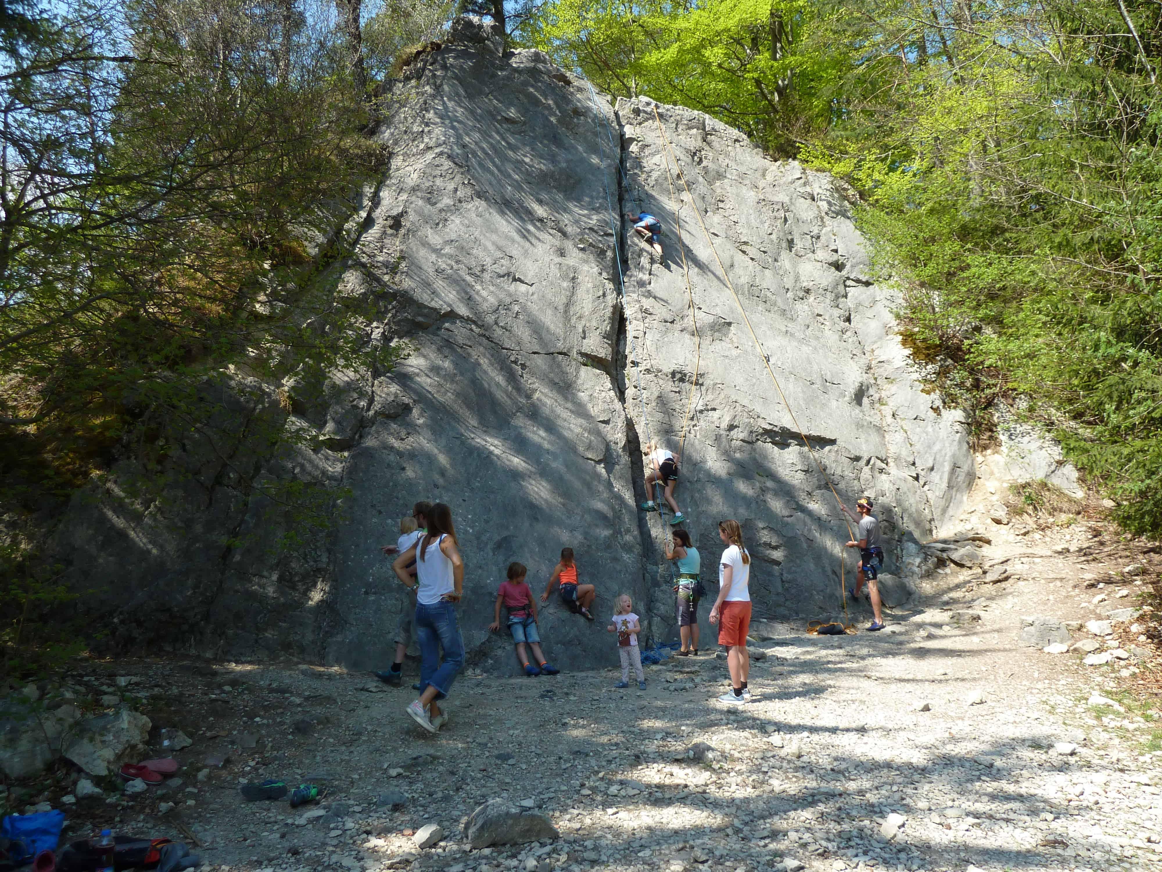 Klettergarten Ziegelwies