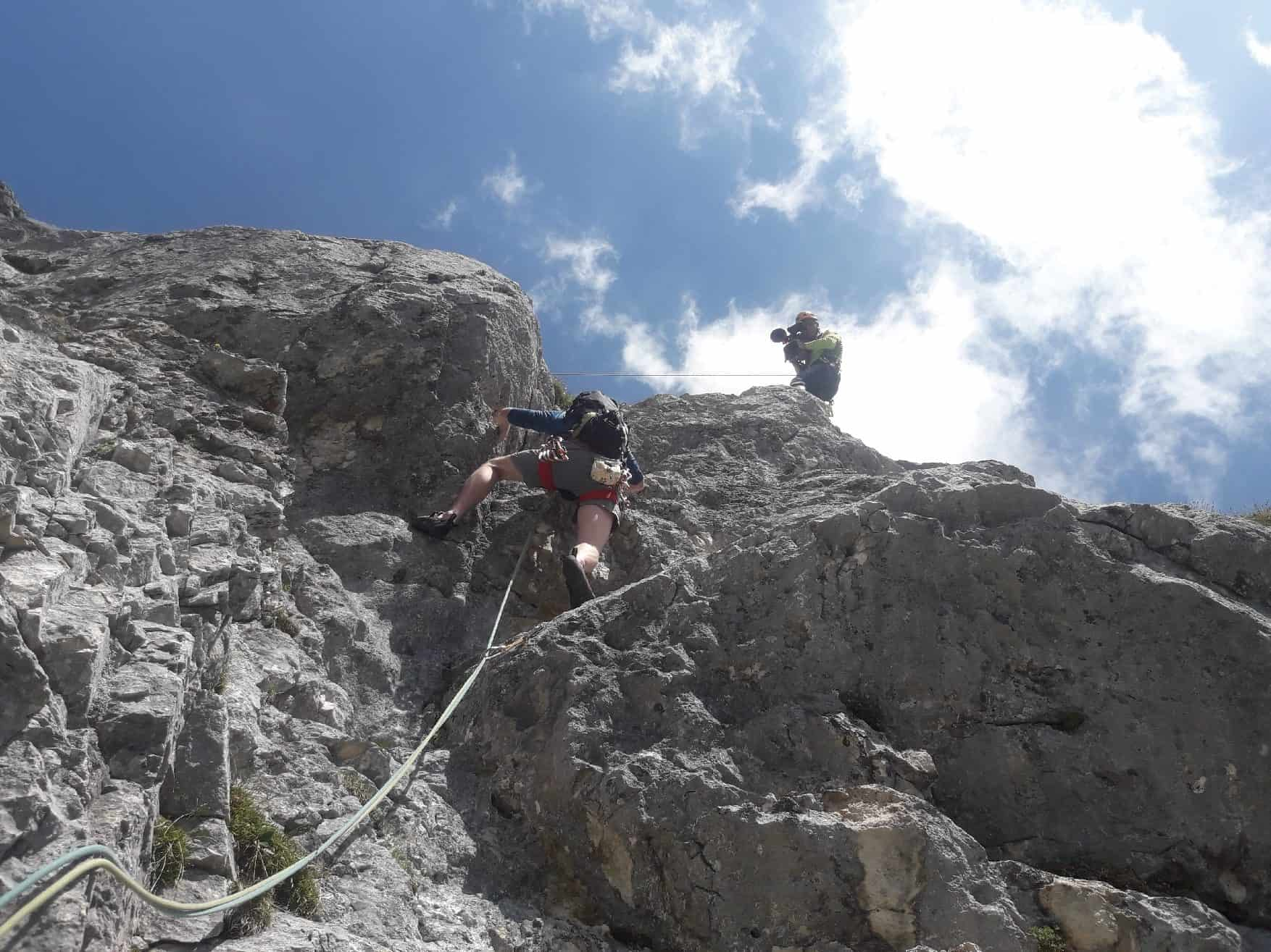 Bergauf Bergab im Allgäu