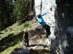 Klettersteig Besler : Klettern am besler u allgaeu plaisir
