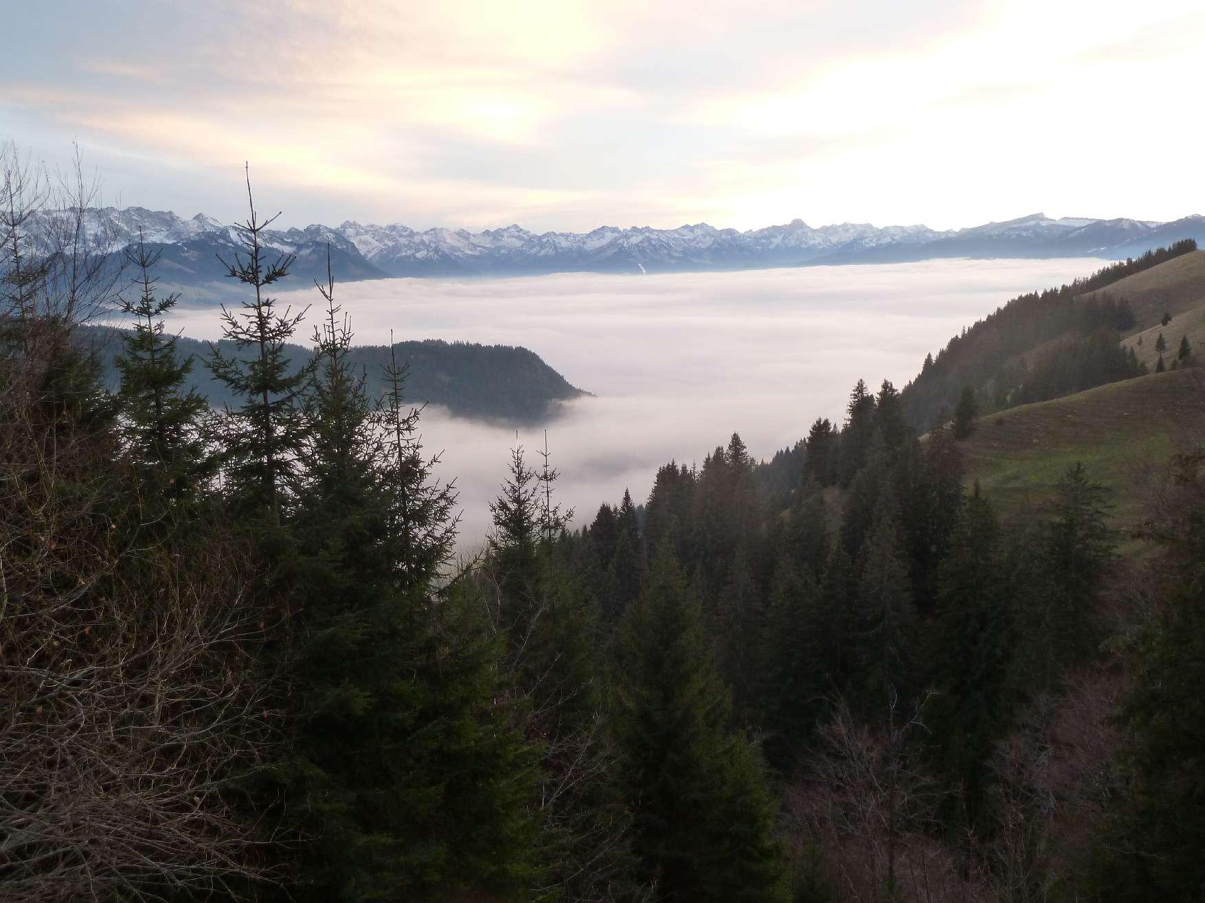 Klettern am Rossberg