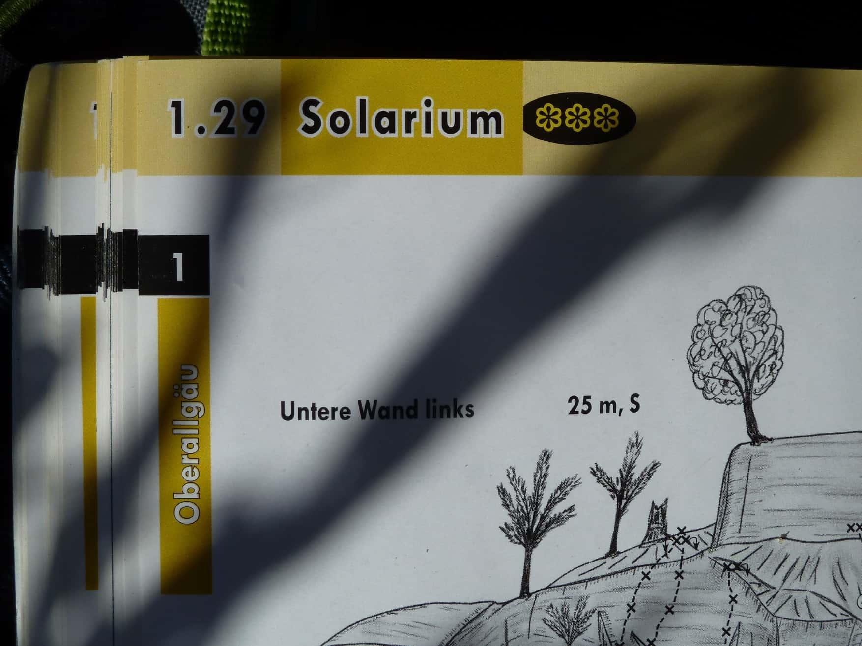 """""""Solarium"""" bei Bad Hindelang"""