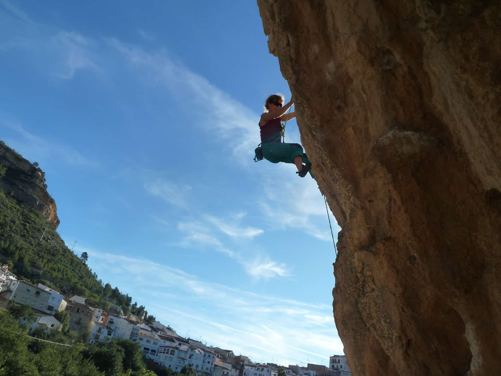 Klettern in Chulilla