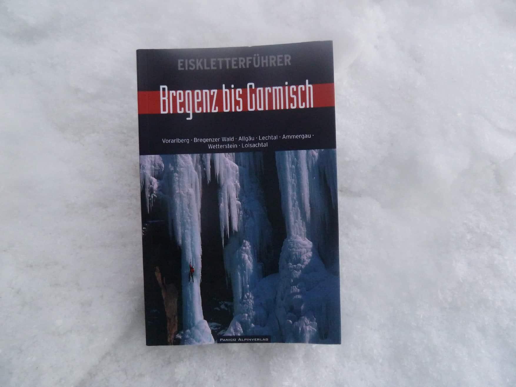 Eisklettern am Enge-Fall bei Grän