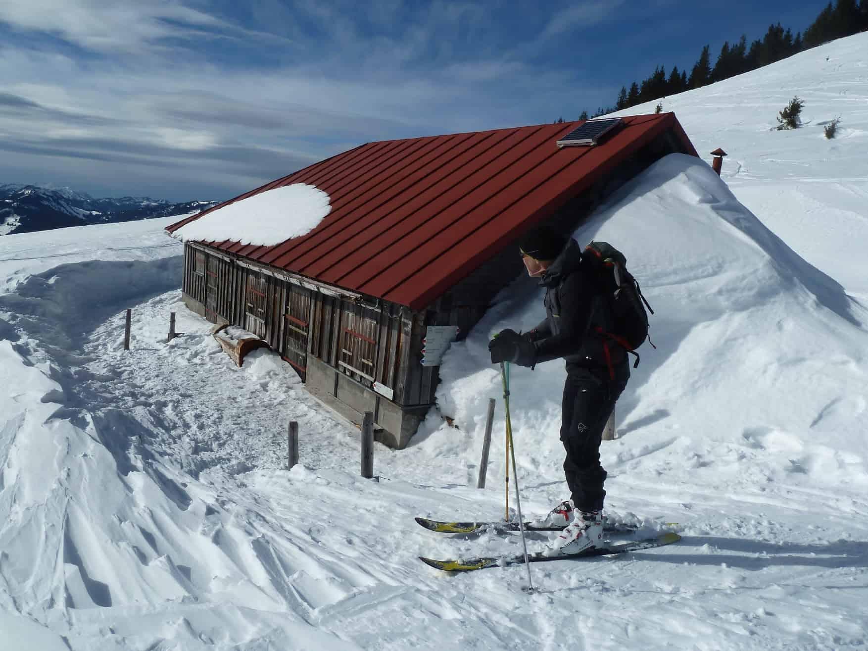 Skitour auf den Schnippenkopf