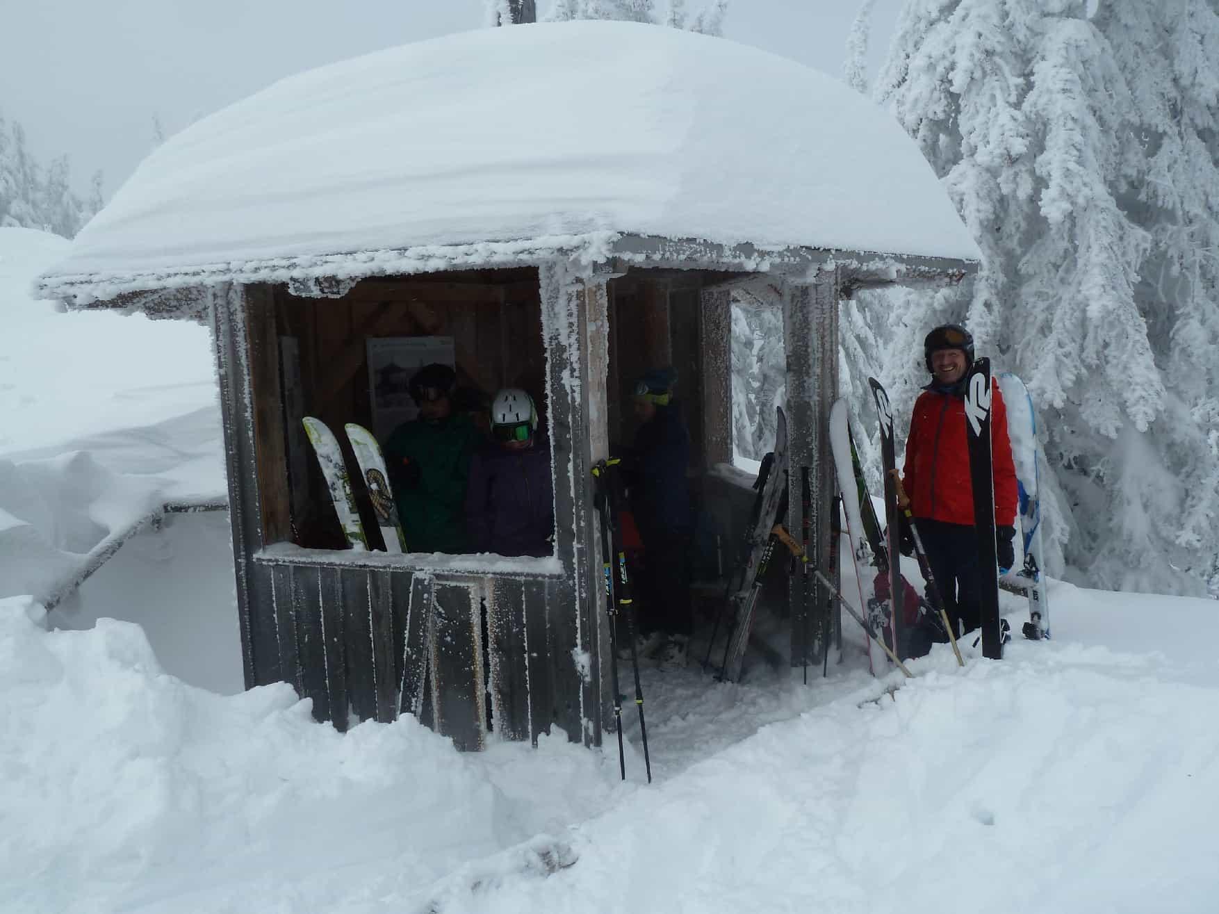 Skitouren bei Nesselwang