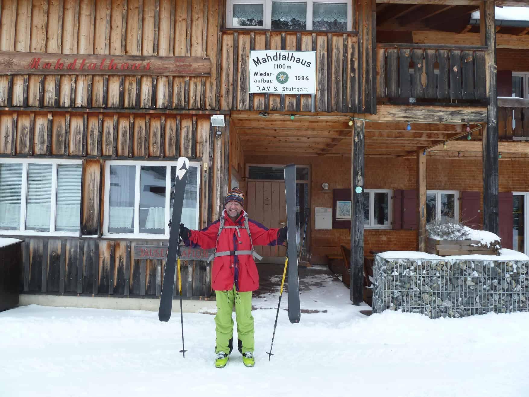 Skitour auf's Toreck