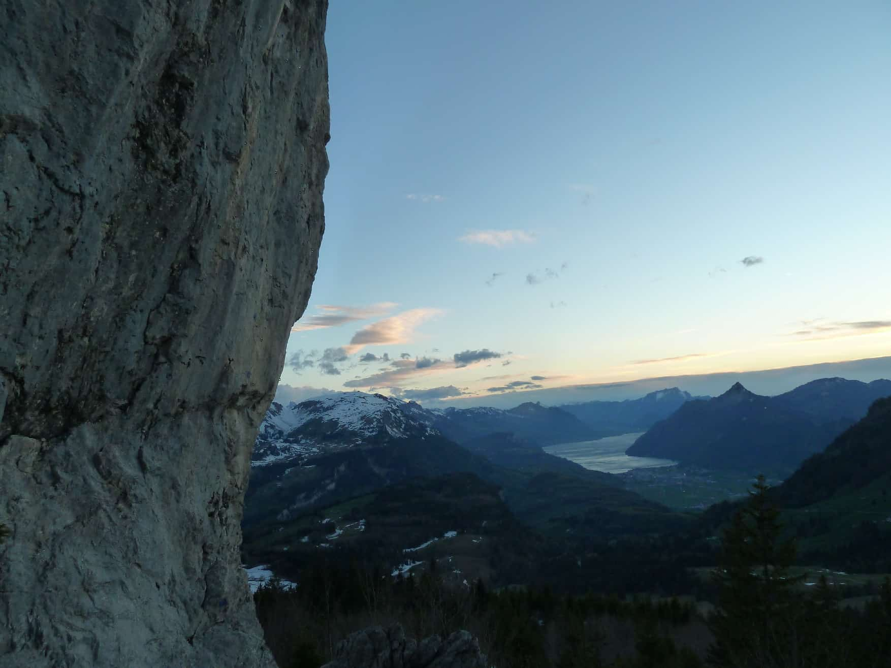 Klettergarten Chli Schijen