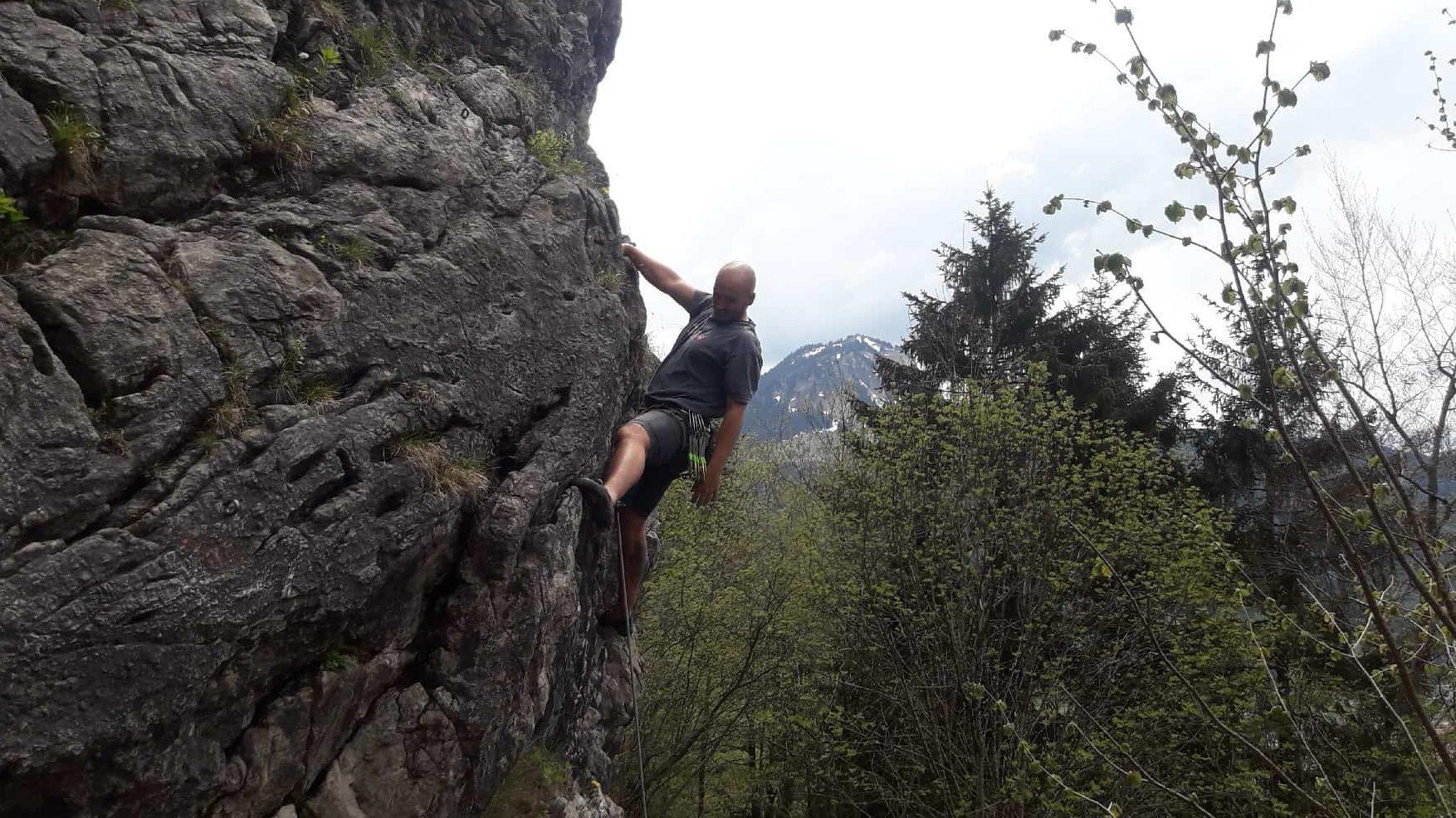 Klettergarten Weihar