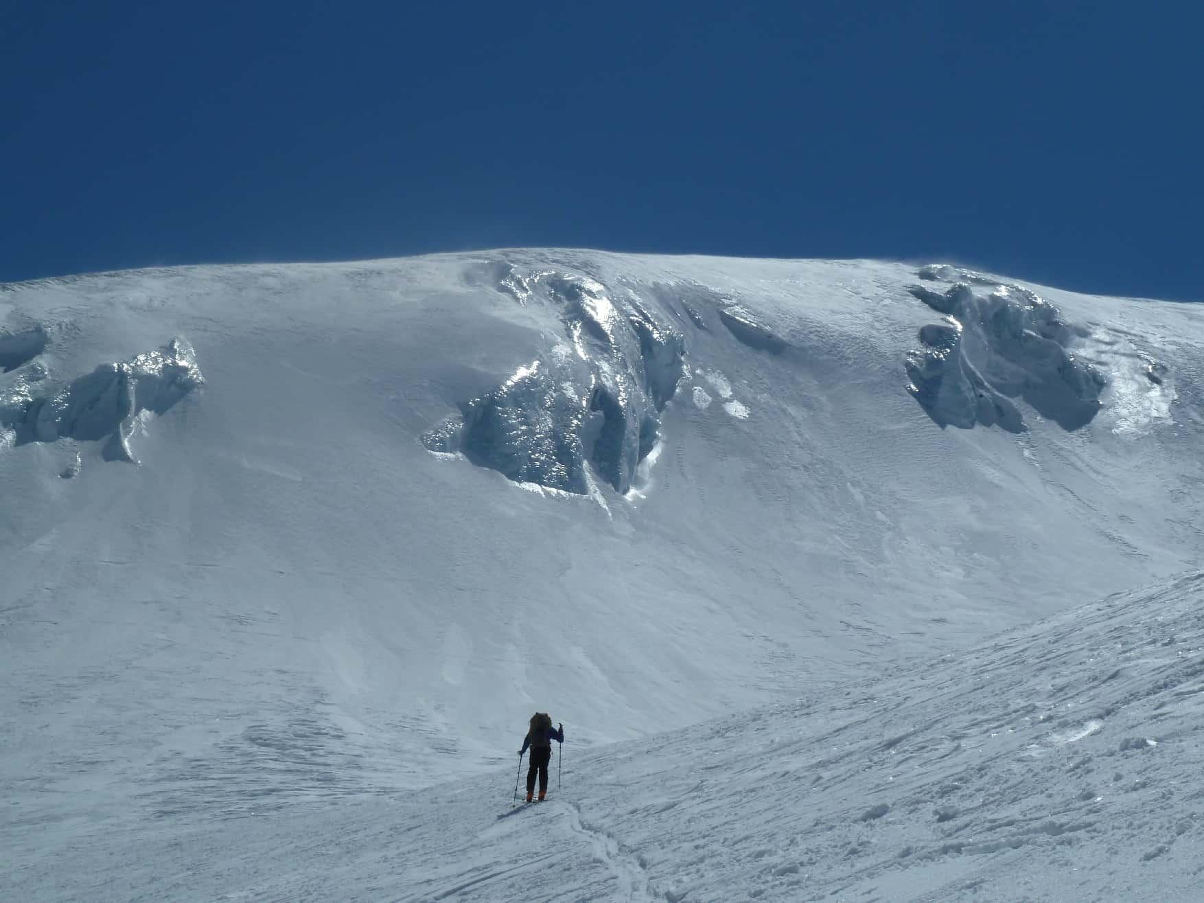Skitour auf's Sustenhorn