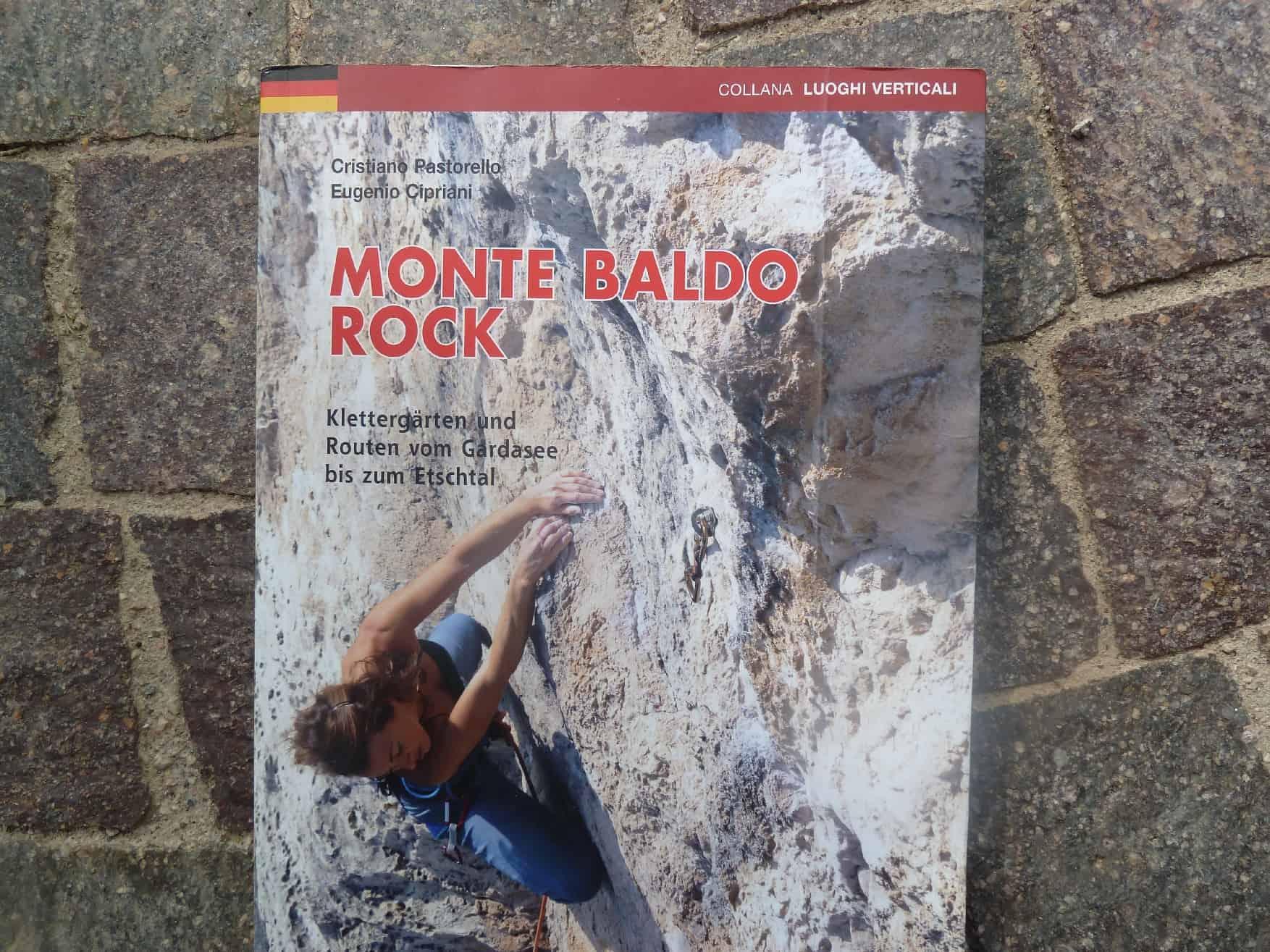 Klettern am Monte Cimo