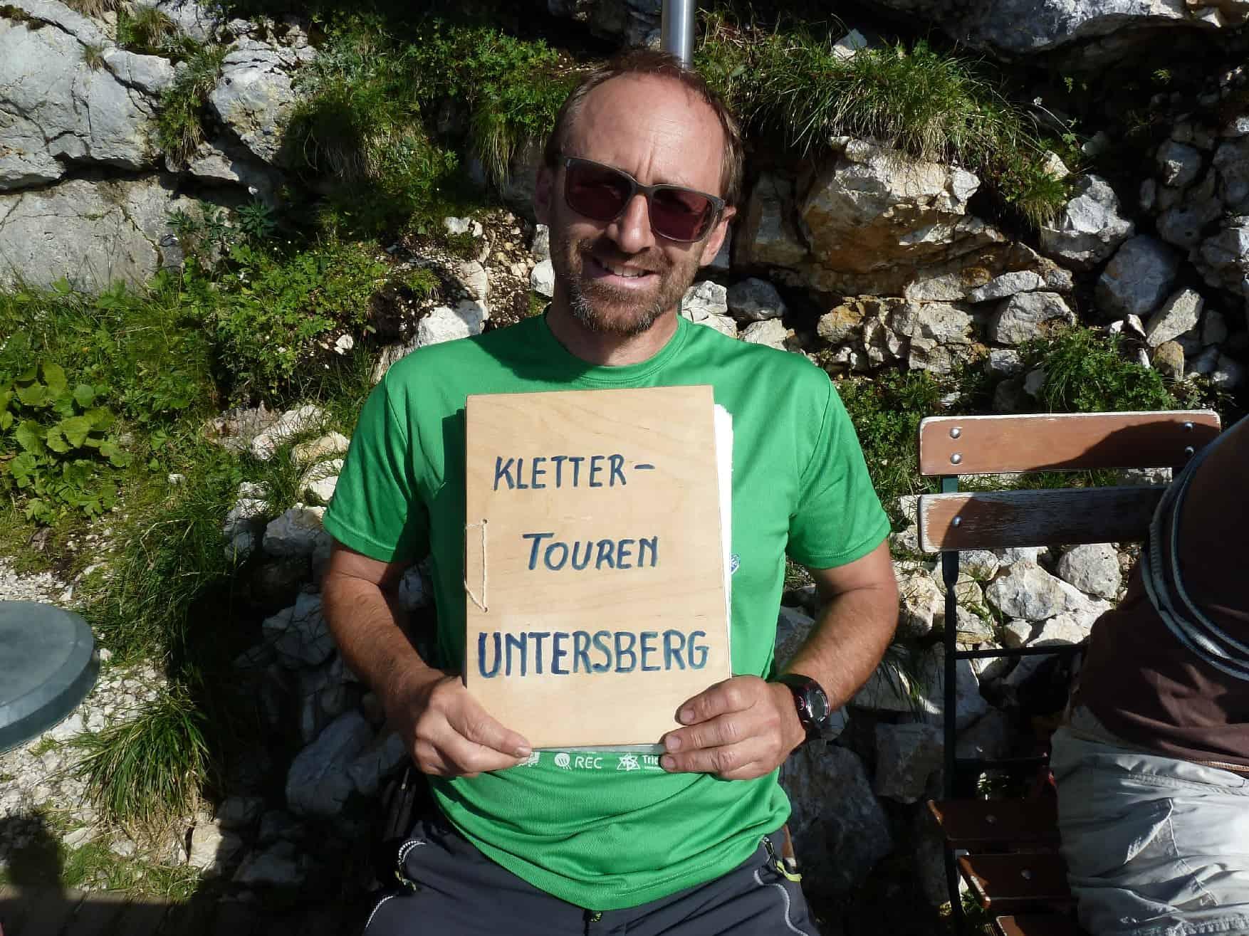 Salzburger Hochthron – Südwand