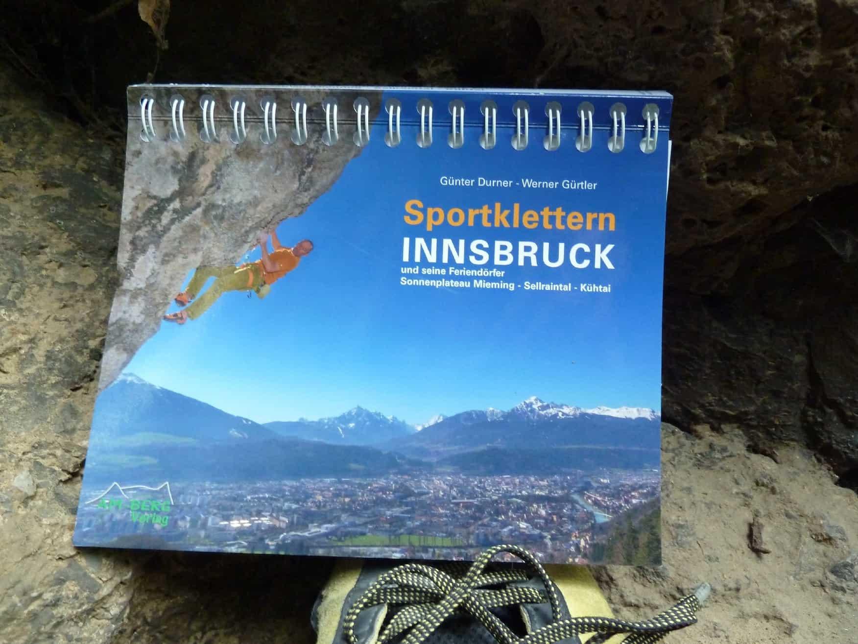 Höttinger Steinbruch bei Innsbruck