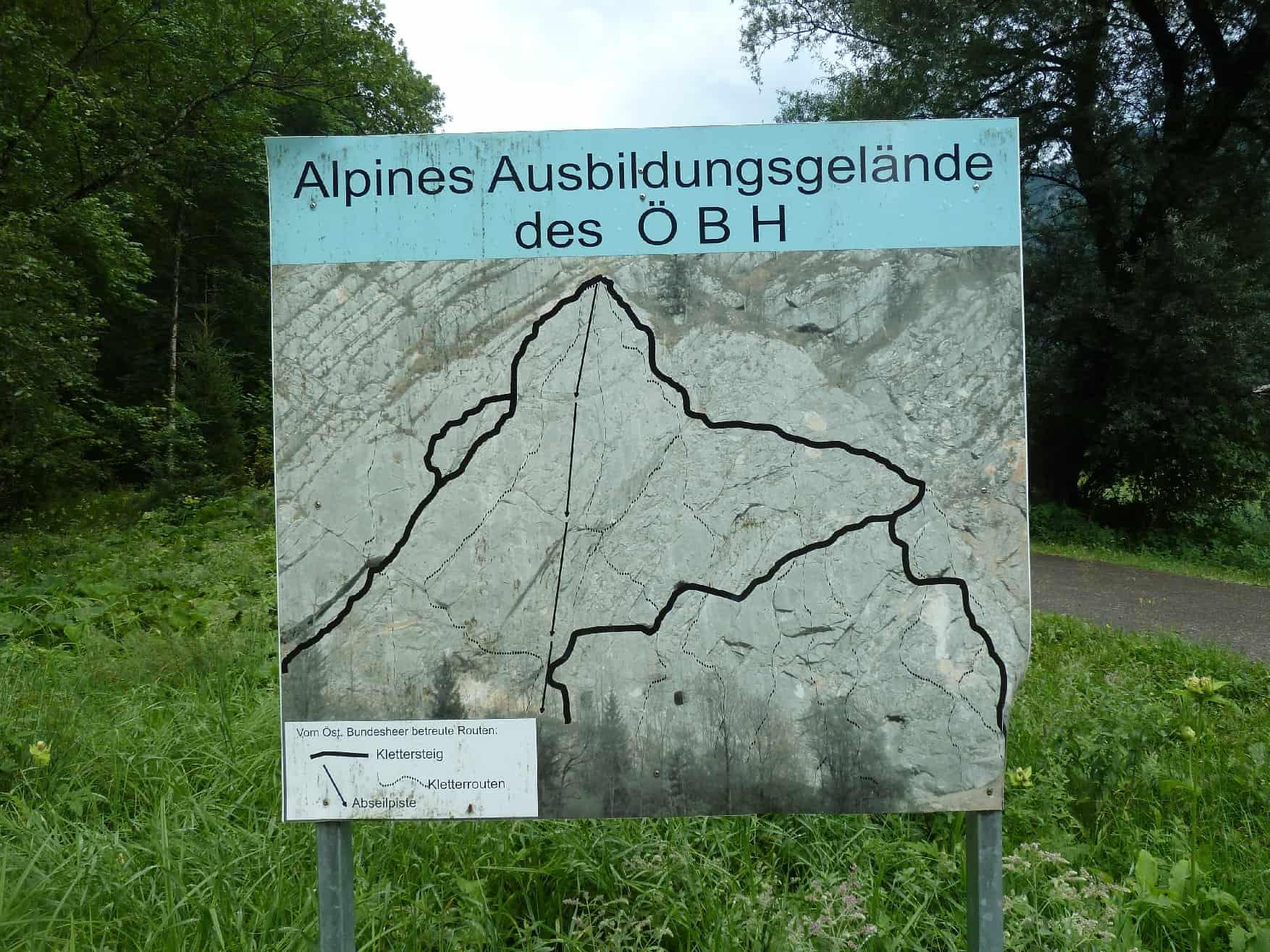 Klettergärten Hohlwegen