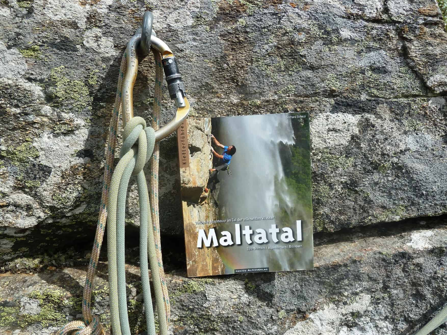 Klettern im Maltatal