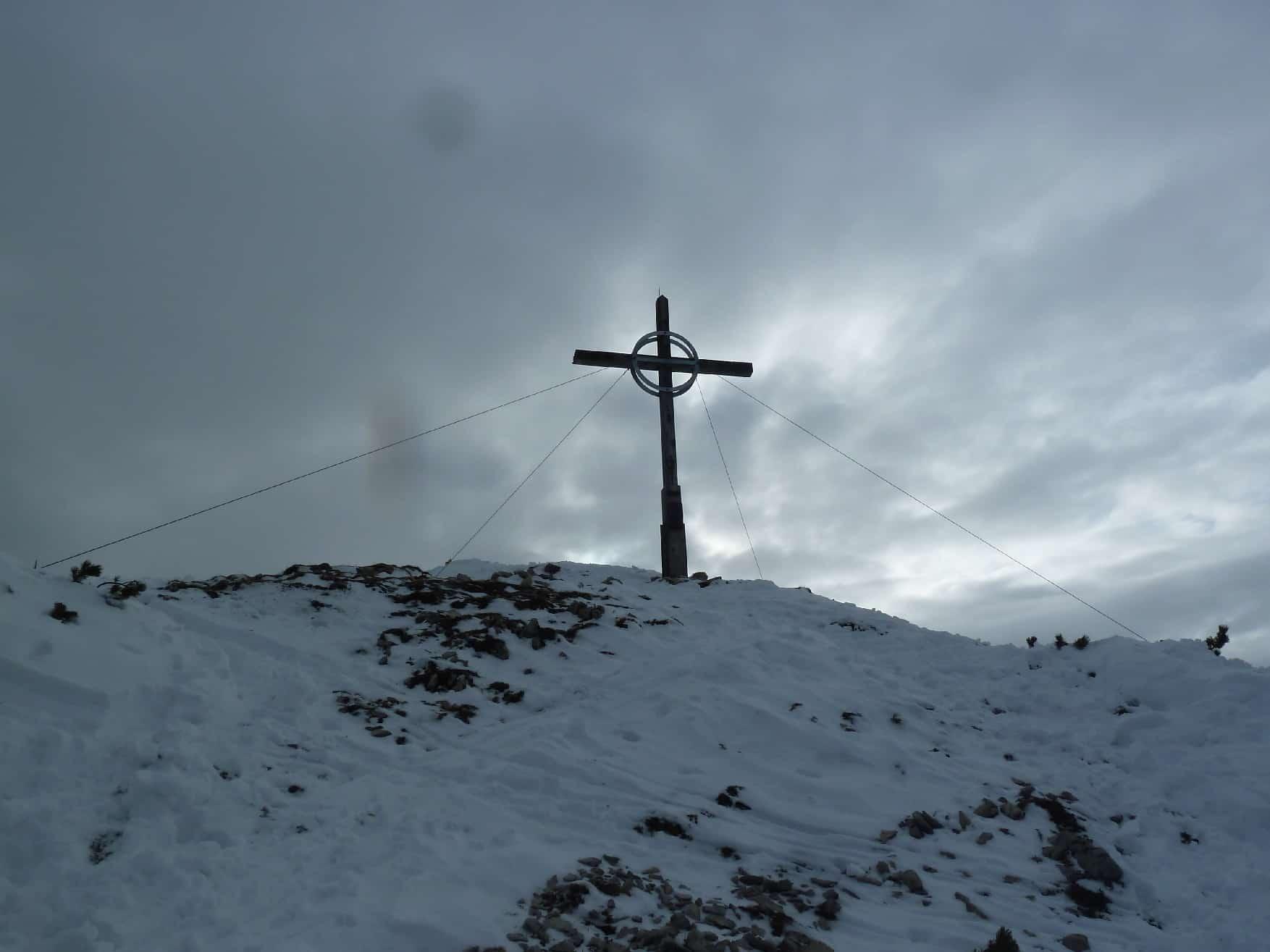 Skitour auf die Rohnenspitze