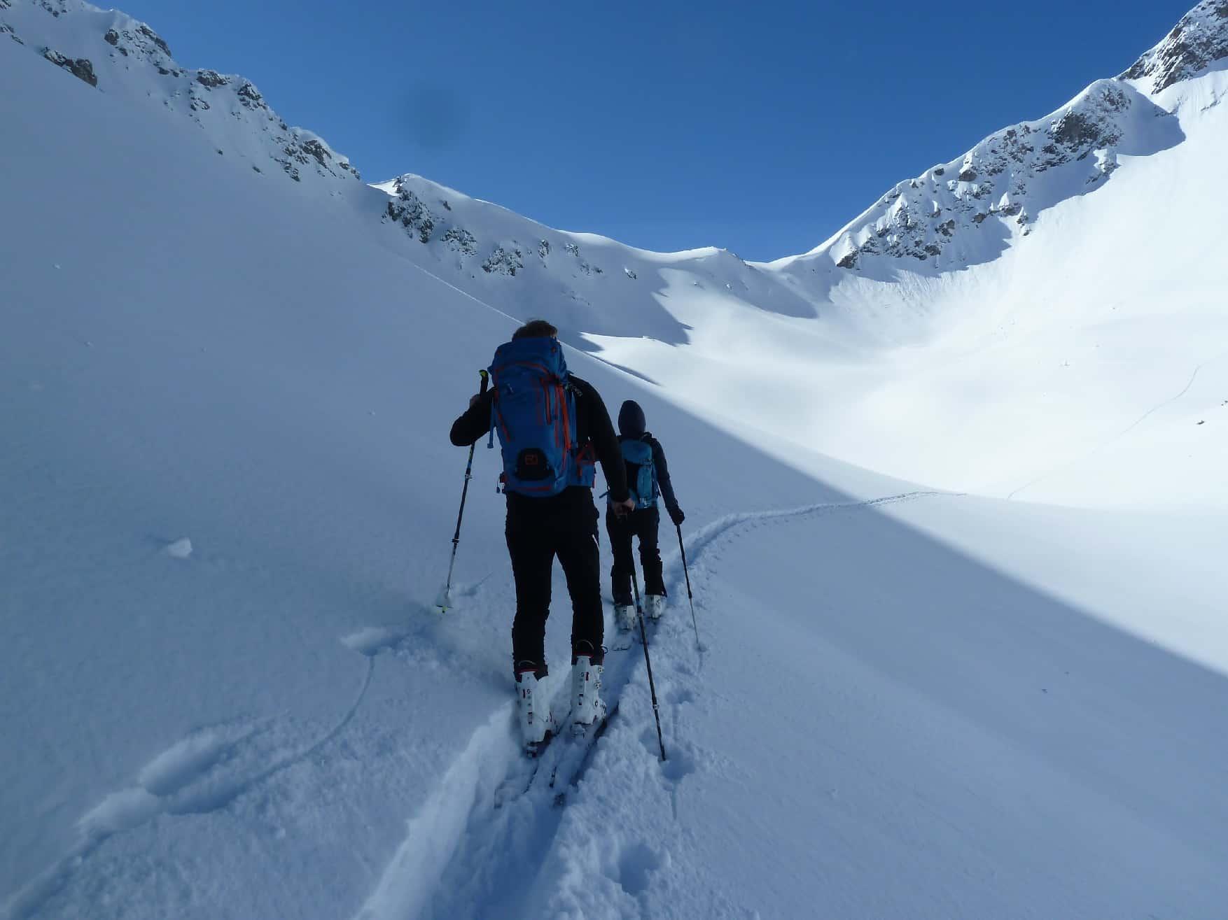 Skitour auf die Ruitelspitze