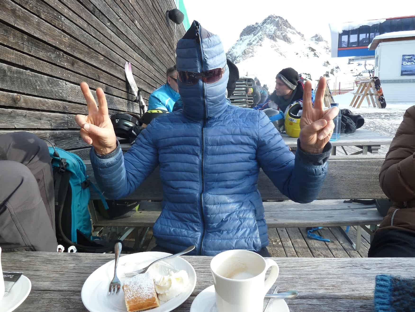Skitour auf die Kanzelwand