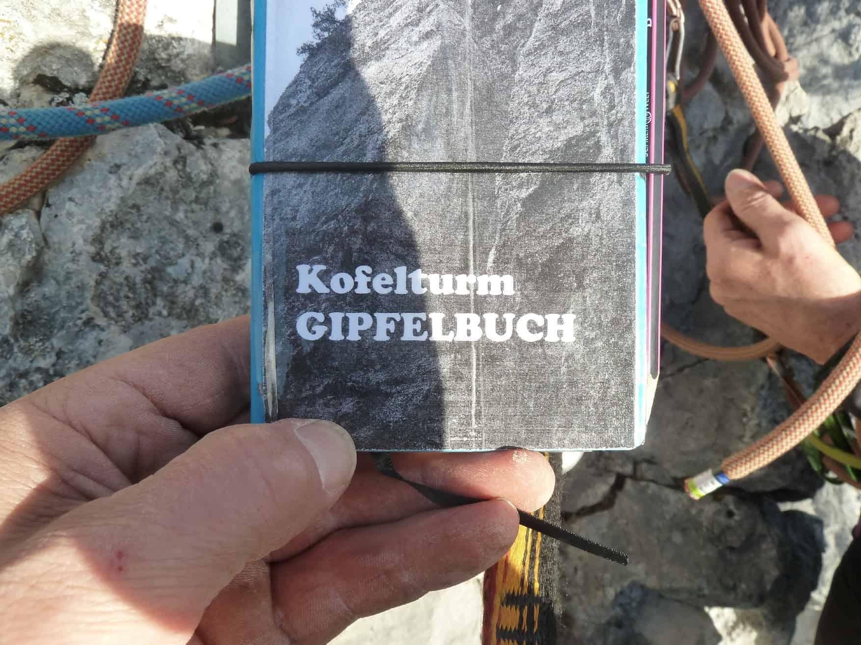"""Klettergärten """"Marxersteig und Kofelturm"""""""