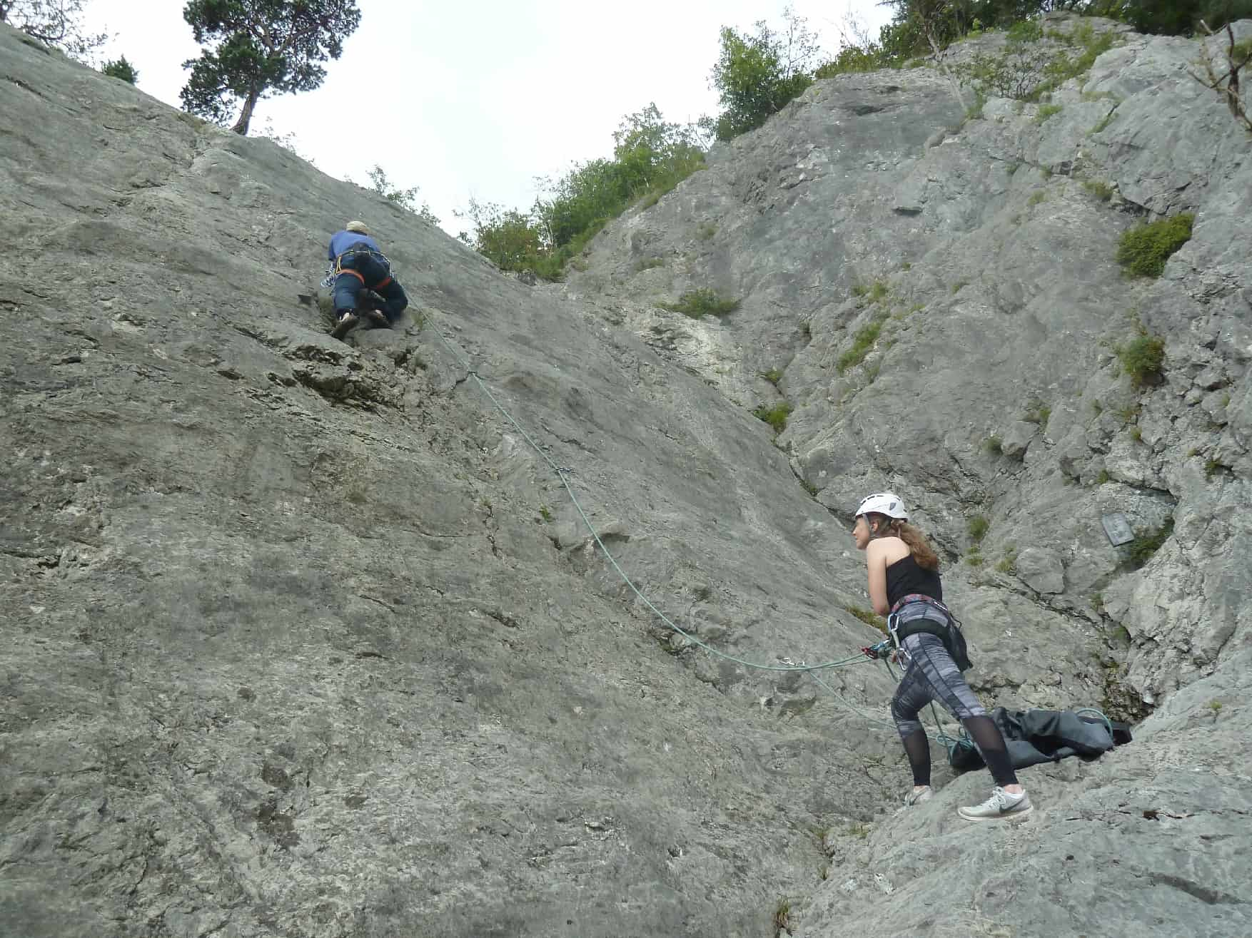 Klettergarten Rivella