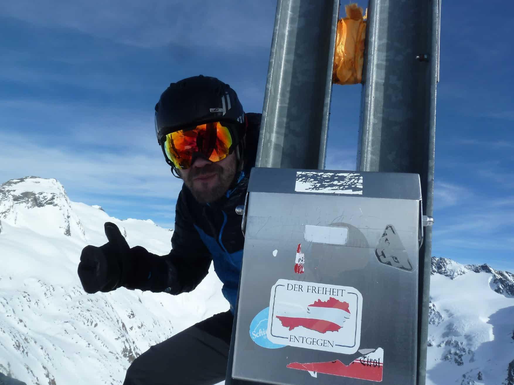 Skitouren im Ahrntal